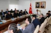 Sinop'ta bağımlılıkla mücadele çalışmaları ele alındı