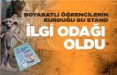 Boyabatlı Genç Yazarların Kitabı Satışa Çıktı