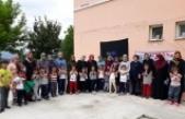 """Mevlana MTAL Anasınıfı Öğrencilerinden """"Okul Dışarıda Günü"""""""