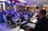 Nazım Maviş ASİLDER'in iftar programına katıldı