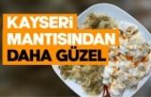 Ankara'da gazetecilerden Sinop mantısına tam not