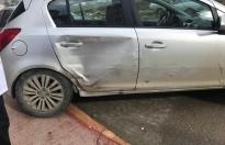Boyabat Yıldız Mahallesi'nde Trafik Kazası