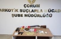Çorum'da Yapılan Uyuşturucu Operasyonu Boyabat'a Uzandı