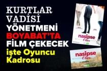 Kurtlar Vadisi Yönetmeni Boyabat'ta Film Çekecek