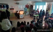 Boyabat'ta Gölge oyunu gösterileri devam ediyor