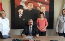 BBP Sinop İl Başkanlığına Tahir Şahin atandı