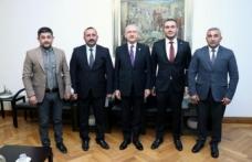 İYİ Parti'den Kılıçdaroğlu ve Akşener'e ziyaret