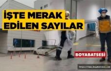 Boyabat'ta vaka sayısı kaç ?