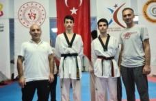 Milli Taekwondocular dünya başkanlık kupasında