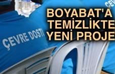 Boyabat'ta 45 çevre dostu göreve başladı