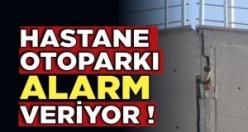 Boyabat Devlet Hastanesi Otoparkı Alarm Veriyor !