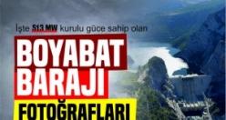 Boyabat Barajı