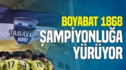 Boyabat 1868 Spor ,Türkelispor'u Net Skorla Geçti