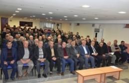 Boyabat'ta Köylere Hizmet Götürme Birliği Genel Kurulu Yapıldı
