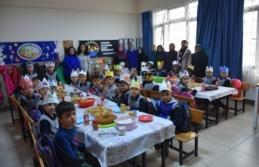 Boyabat Okullarında Yerli Malı Haftası Kutlanıyor