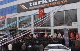 Boyabat'ta Turkuaz Mobilya Ve Mutfak Mağazası Açıldı