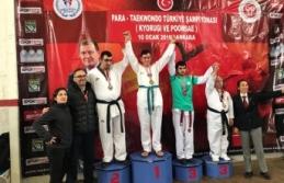 Boyabatlı Türkiye Tekvando Şampiyonu Akgöz, Dünya Şampiyonluğu İçin Yarışacak
