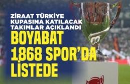 Türkiye Futbol Federasyonundan Boyabat'a Müjde