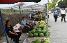 Boyabat Köy Pazarında Yerli Üreticilerimizle Konuştuk