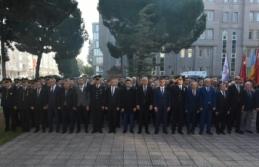 Boyabat'ta Atatürk'ün Ölümünün 81.Yıldönümü Törenlerle Anıldı