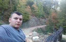Türkeli'de İş Makinesi Uçuruma Yuvarlandı...