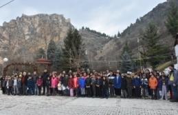 Boyabat'ta Oryantiring, Sinop İl Seçmeleri Gerçekleştirildi