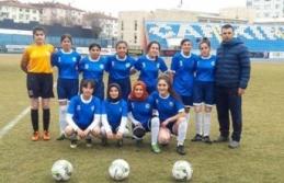 Boyabat Kız Futbol Takımı Grubunda Şampiyon Oldu