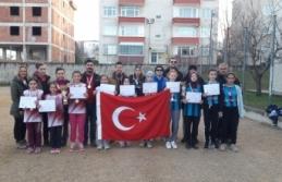 OkullararasıBocce İl Birinciliği'nde Boyabat Çattepe Ortaokulu'ndan büyük başarı
