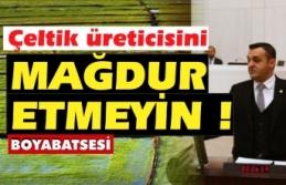 Karadeniz: Çeltik üreticisini mağdur etmeyin!