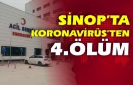 Sinopta Koronavirüsten 4. Ölüm