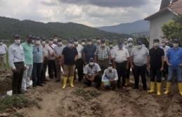 Çeltik üreticileri Osmancık'ta buluştu