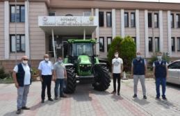 Boyabat'ta 6 Orman Köylüsü traktörüne kavuştu