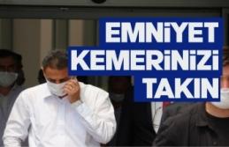 Vali Erol Karaömeroğlu, tedavisi tamamlanarak taburcu...