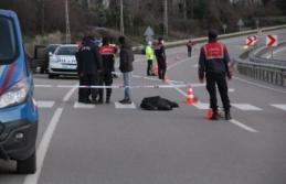 Otomobil yayaya çarptı: 1 ölü
