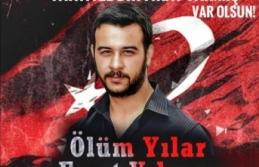 Boyabat Ülkü Ocakları'ndan Fırat Yılmaz Çakıroğlu açıklaması
