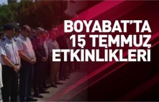 15 Temmuz Şehitlerini Anma, Demokrasi Ve Milli Birlik...