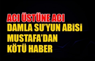 Mustafa Ecre'den kötü haber