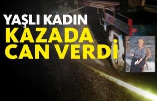 Trafik Kazası :1 ölü 5 yaralı