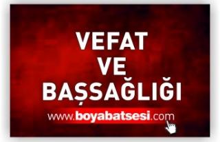Murat Kılıçaslan Vefat Etti