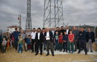 Boyabat Esentepe Mahallesi Sakinlerinden, Baz İstasyonlarına...
