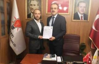 AK Parti'den Boyabat Belediye Başkanlığı...