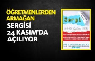 Boyabat'ta ''Öğretmenlerden Armağan''...