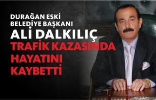 Ali Dalkılıç Gerçirdiği Trafik Kazasında Hayatını...