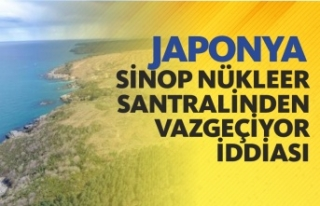 Japonya Sinop Nükleer Santralinden Çekiliyor mu...
