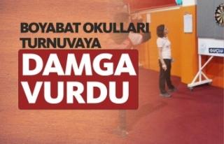 Boyabat Okulları Turnuvaya Damgasını Vurdu