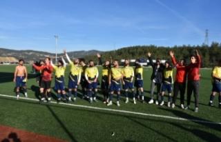 Boyabat 1868 Spor'un 4-0 Galibiyet Maçının...