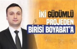 Dr.Serkan Genç ,Gelecek Boyabat'ta... İşte...