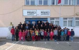 Merhum Öğretmen Mesut Çöklü Adına Kütüphane...