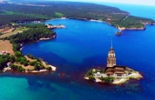 """""""Kız kulesi"""" Sinop'a geliyor"""