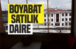 Boyabat'ta Satılık Daire